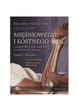 Badanie palpacyjne układów mięśniowego...