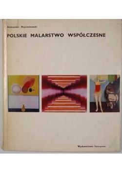 Polskie malarstwo współczesne