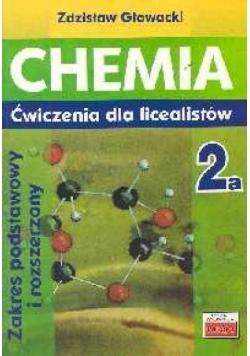 Chemia 2a ćwiczenia dla licealistów ZP i ZR, Nowa