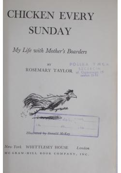 Chicken Every Sunday , 1943 r.