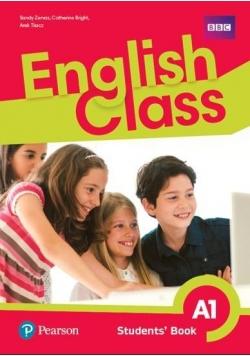 English Class A1 SB PEARSON