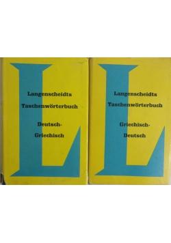 Langenscheidts Taschenwörterbuch, TOM I-II