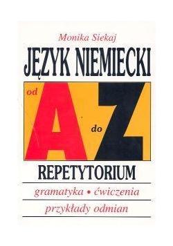 Repetytorium Od A do Z - J.niemiecki KRAM