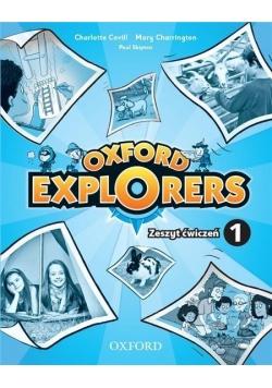 Oxford Explorers 1 WB OXFORD wieloletnie