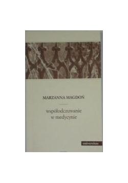 Magdoń Marzanna - Współodczuwanie w medycynie