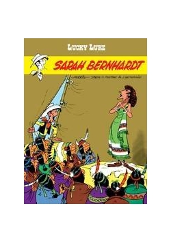 Lucky Luke .Tom 50 Sarah Bernhardt