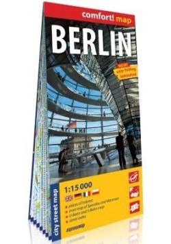 Comfort! map Berlin 1:15 000 city street map