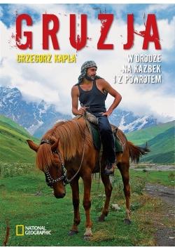 Gruzja. W drodze na Kazbek i z powrotem