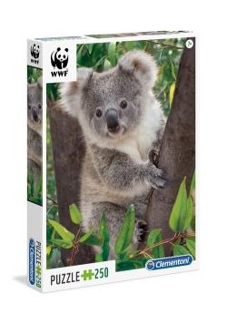 Puzzle WWF  Baby Koala 250