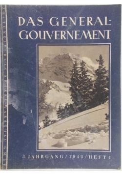 Das Generalgouvernement IV, 1943 r.