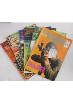 Żołnierz  Polski , zestaw 6 książek