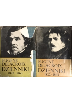Dzienniki 1822 - 1863, tom XIV  część 1 - 2