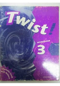Twist! Workbook 3
