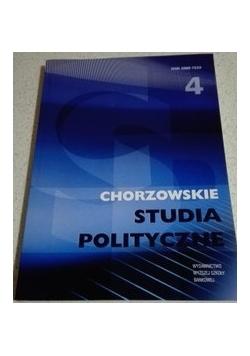 Chorzowskie studia polityczne