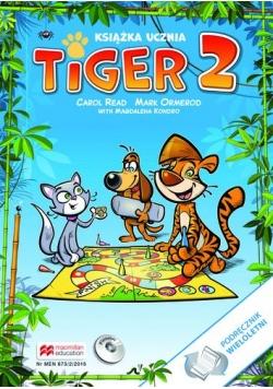 Tiger 2 SB MACMILLAN podręcznik wieloletni