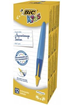 Długopis Twist Boys niebieski (12szt) BIC