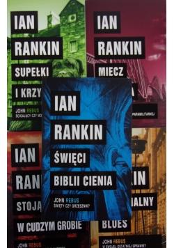 Ian Rankiin, zestaw 5 książek