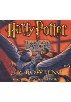 Harry Potter 3 Więzień Azbakanu audio CD mp3