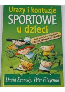 Urazy i kontuzje sportowe u dzieci