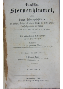 Sternenhimmel, 1860 r.