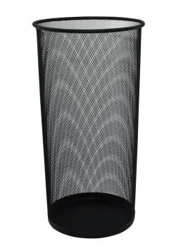 Stojak na parasole Q-Connect metalowy czarny