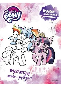 Wodne kolorowanie. My Little Pony