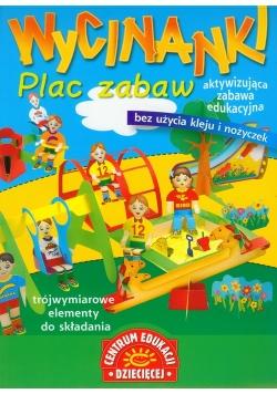 Wycinanki Plac zabaw
