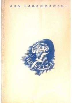 Godzina śródziemnomorska,1949r.