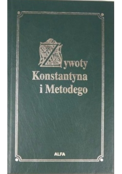 Żywoty Konstantyna i Metodego (obszerne)