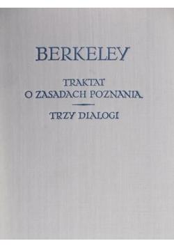 Traktat o zasadach poznania. Trzy dialogi