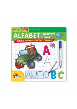 Albabet i pierwsze słowa