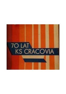 70 lat KS Cracovia/ 70 lat GTS Wisła