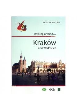 Walking around... Kraków and Wadowice wersja ANG