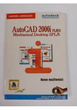 AutoCAD 2000i PL/EN, Mechanical Desktop 5PL/5