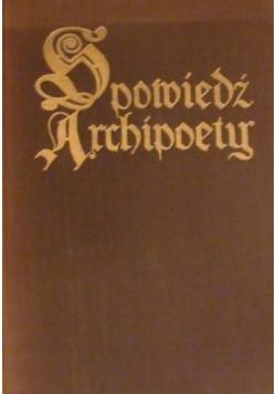 Spowiedź Archipoety