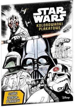 Star Wars. Kolorowanki plakatowe