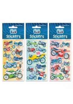 Naklejki Sticker BOO sliver motocykle