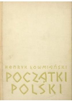 Początki polski, t.III