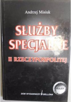 Służby specjalne II Rzeczypospolitej