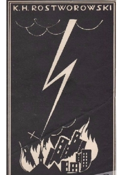 Antychryst , Tragedia w trzech aktach, 1925 r.