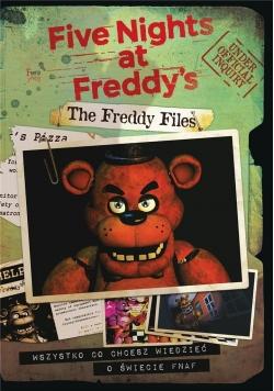 The Freddy Files. Oficjalny przewodnik po grze
