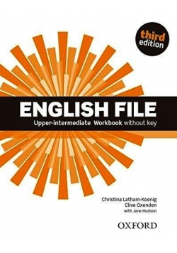 English File 3E Upper-Interm WB Without Key OXFORD