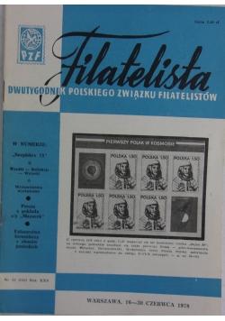 Filatelista 16-30 czerwca