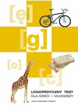 Logopedyczny test dla dzieci i młodzieży