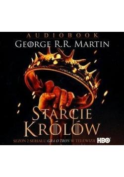 Starcie królów. Książka audio 2CD MP3
