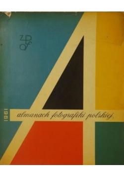 Almanach fotografiki polskiej 1961