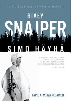 Biały snajper Simo Häyhä