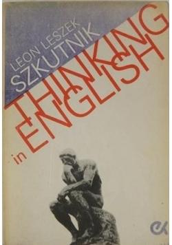 Thinking in English