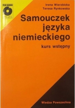 Samouczek języka niemieckiego. Kurs wstępny