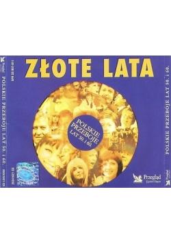 Złote lata, Polskie przeboje lat 50. i 60., 4 płyty CD
